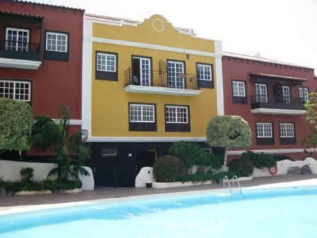 Four bedroom townhouse in the residential area of Adeje. This property consists of four floors offer,Spain