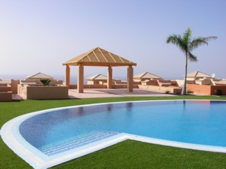 Luxury brand new development of 28 villas on the edge of the famous Adeje Golf course, most with mag, Spain